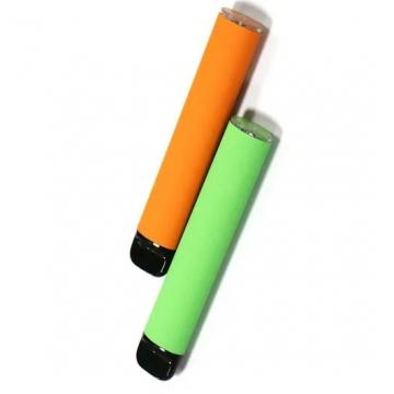 Newest disposable snack machine puff plus with big power