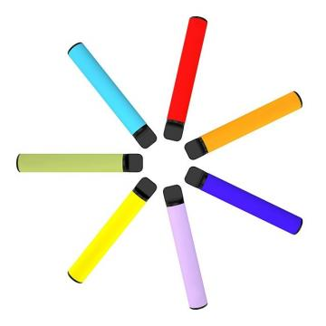 15 Flavors Wholesale Disposable Electronic Cigarette Vape Pen Puff Bar Plus