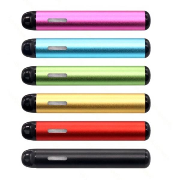 Ecannal CBD Disposable Vape Pen 0.3ml 0.5ml 180mah 350mah top fill bottom micro usb charging 4*2.0mm CBD Oil Intake holes
